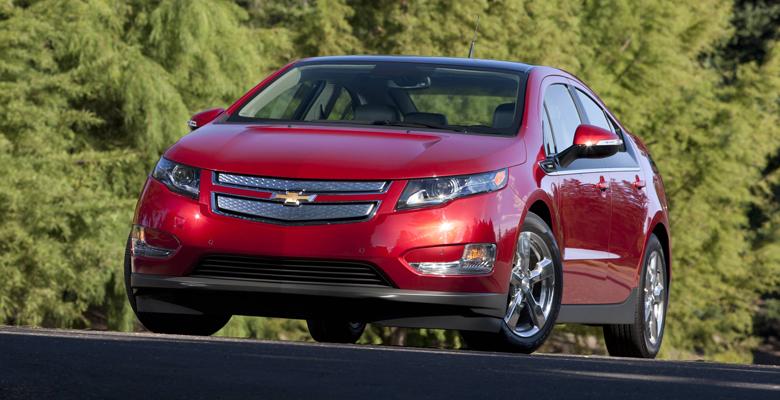 Chevy Volt 2011