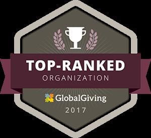 GlobalGiving Top-Ranked Organization 2016