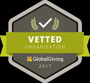 GlobalGiving vetted Organization 2016