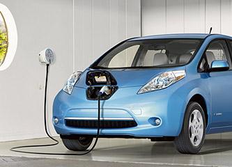 Nissan Leaf (Photo Courtesy Nissan USA)